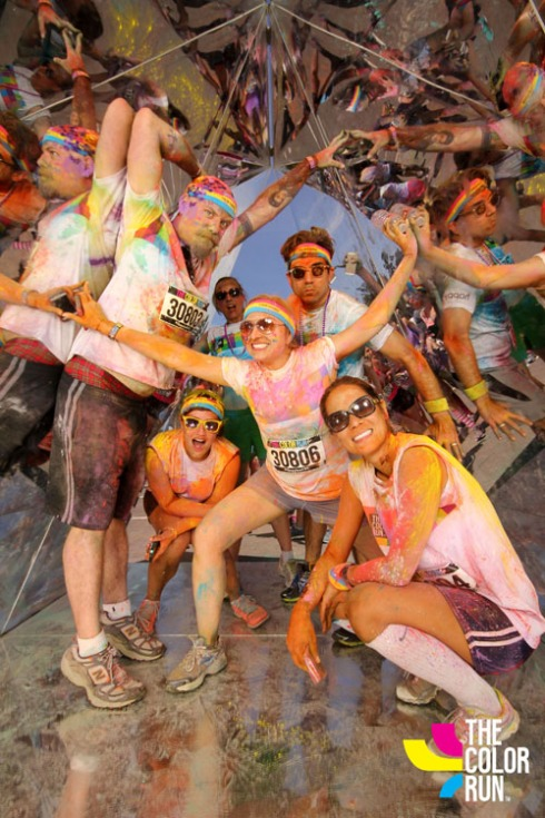 Post: Color Run!