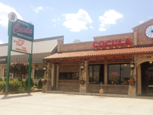 Cock + Dracula = This Restaurant
