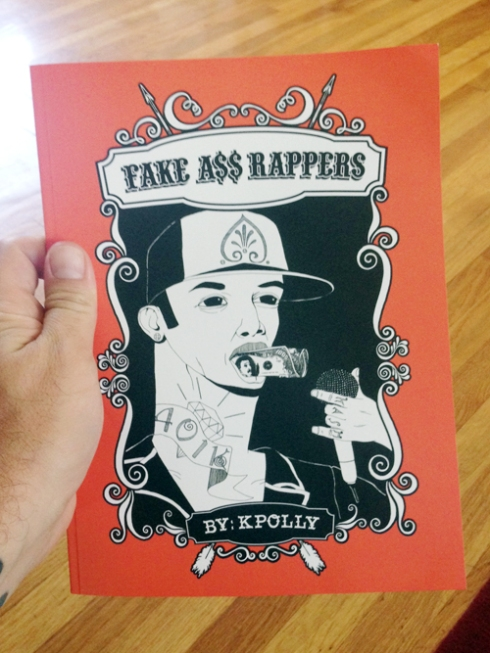"Kpolly's ""Fake A$$ Rappers""!"