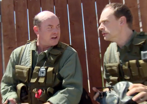 Koechner + Theune = Funny or Die!
