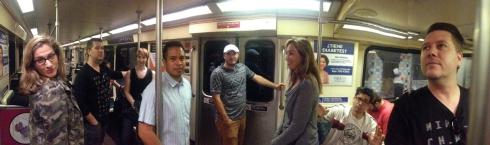 Red Line Crew!