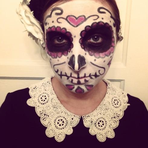One final Halloween hurrah!
