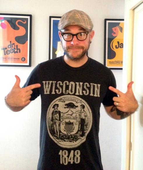 Wisconsin proud, motherfuckers!