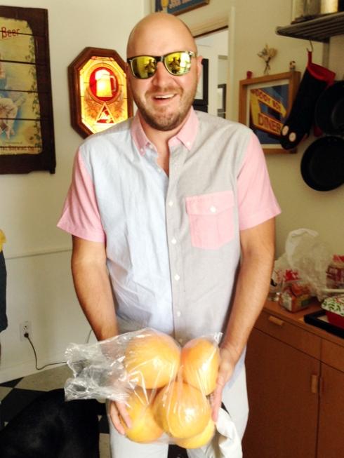 Fruit balls!