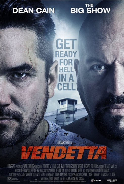 "New ""Vendetta"" poster!"
