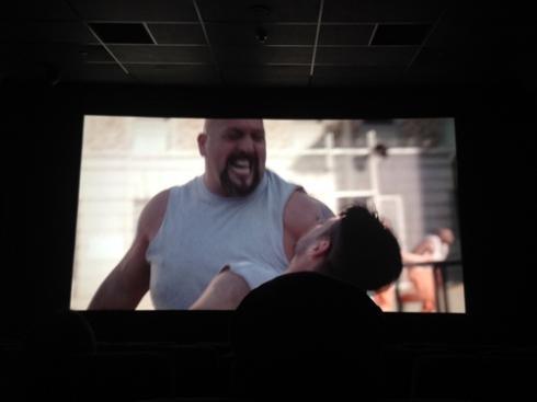 """""""Vendetta""""! On the big screen!"""