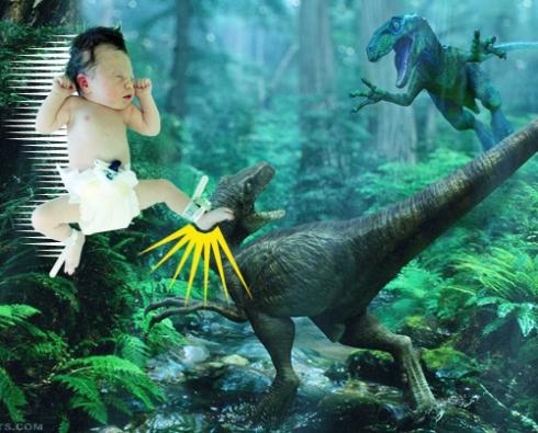 Grey Danger Berlin Bryja Shady vs. Velociraptors