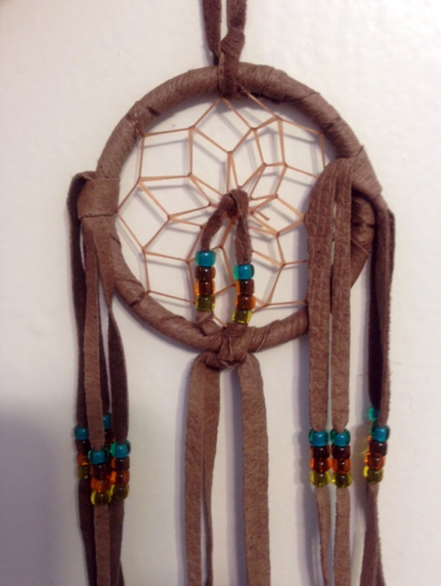 Grey's dreamcatcher!