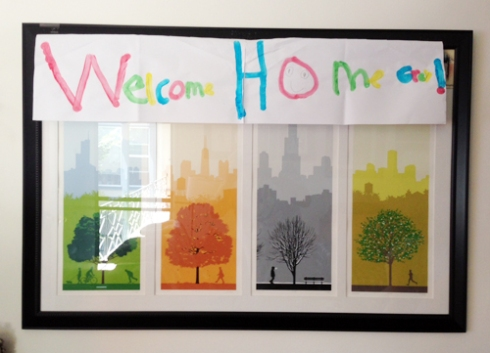 """Welcome Home, Grey"" banner by Anthony!"