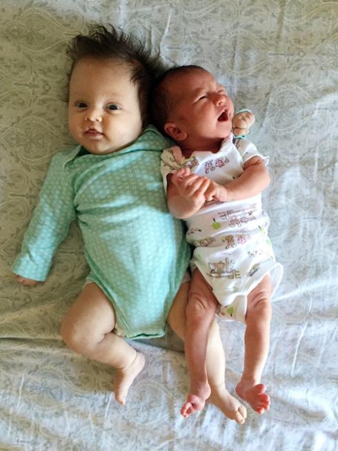 """""""MKE"""" babies: Grey & Kaya!"""