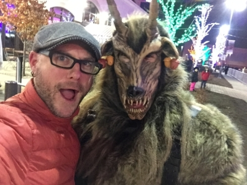 And Krampus!