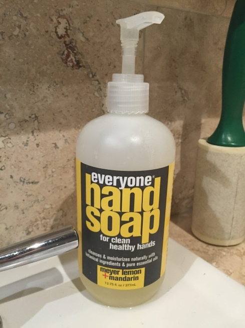 I've always prided myself on being a bit of a hand soap rebel.