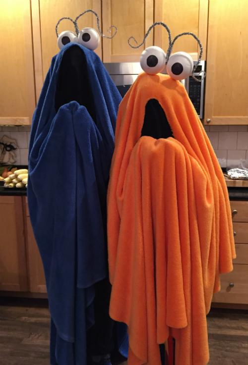 Sesame Street Martians!