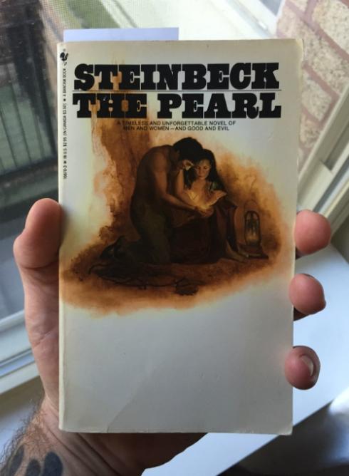 """John Steinbeck's """"The Pearl."""""""