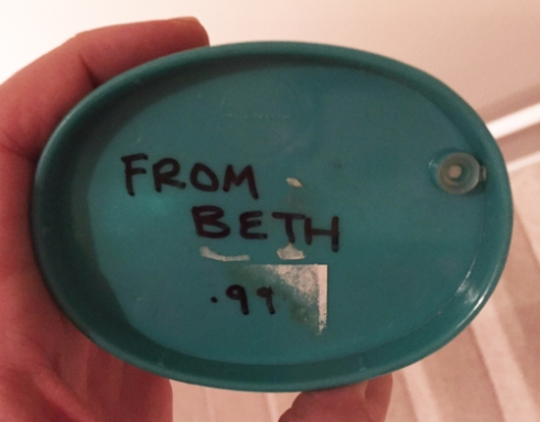 From Beth: 1999