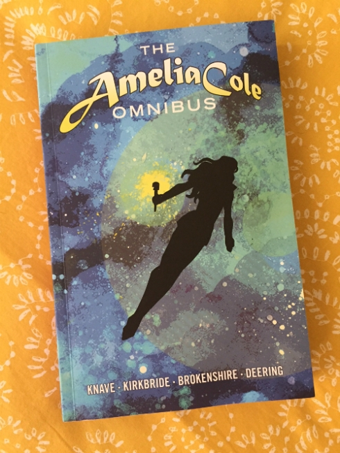 "D.J. Kirkbride's ""The Amelia Cole Omnibus"" is out now!"