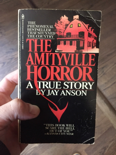 "Jay Anson's ""The Amityville Horror."""