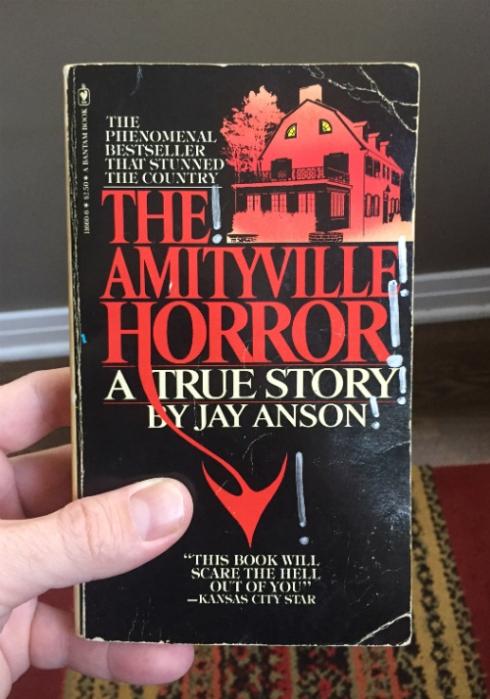 "Jay! Anson's! ""The!"" ""Amityville!"" ""Horror!"""