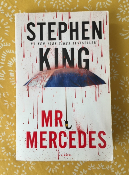 """Stephen King's """"Mr. Mercedes."""""""