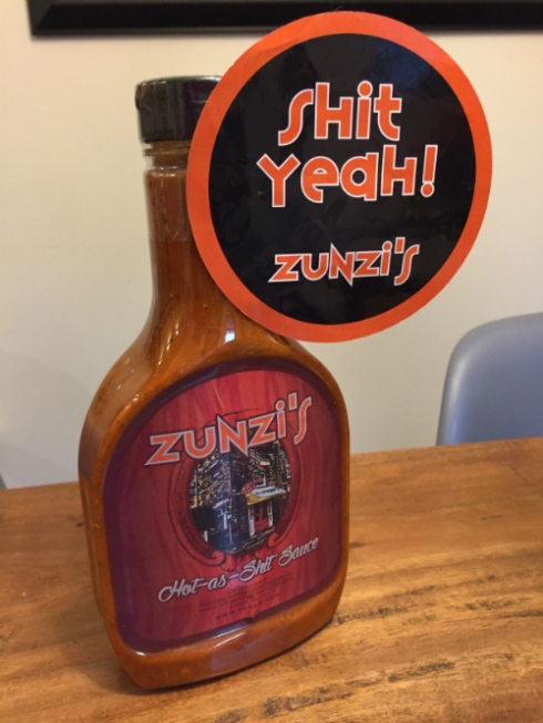 Hot as shit? Maybe. Delicious? Definitely!