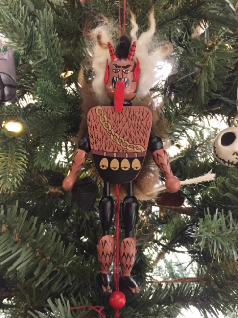 More Krampus on the tree!
