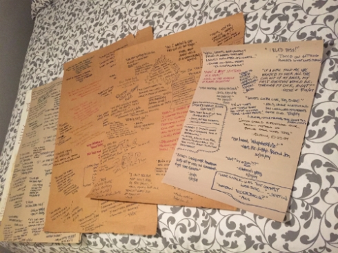 The original Quote Boards!