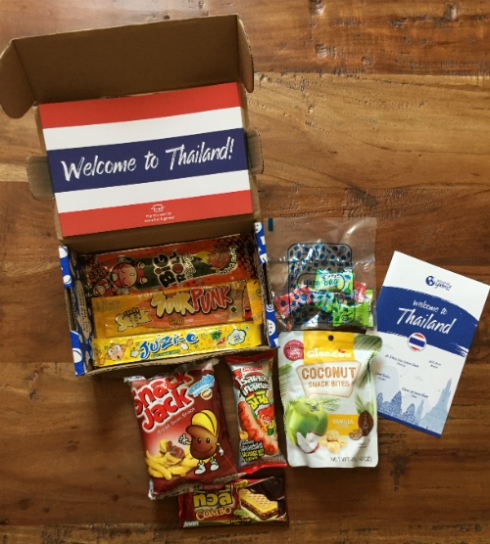 Universal Yums from Thailand!