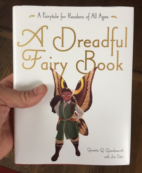 """A Dreadful Fairy Book"" by Jon Etter."