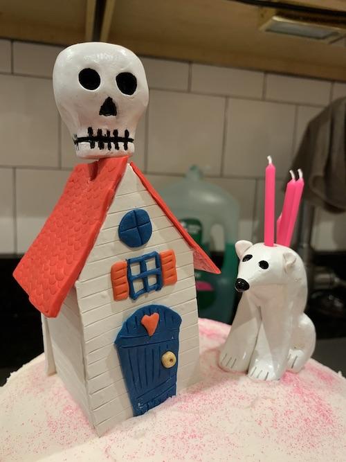 CAKE PARTS!