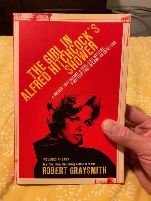 """The Girl In Alfred Hitchcock's Shower"" by Robert Graysmith."