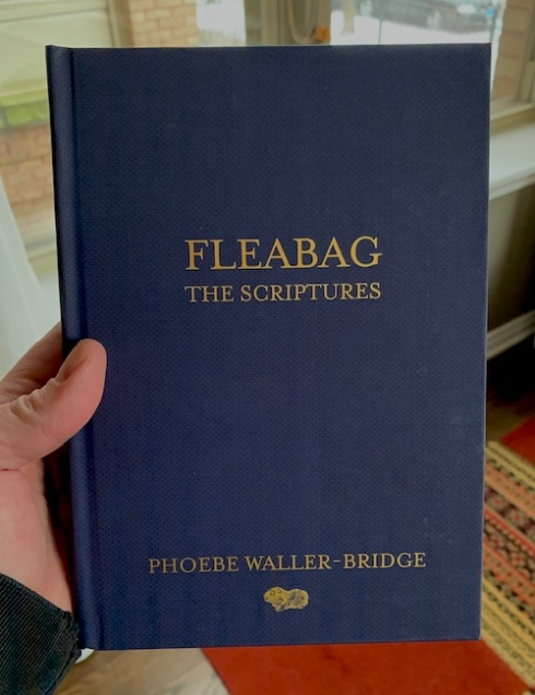 "Phoebe Waller-Bridge's ""Fleabag: The Scriptures."""
