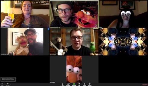 It's the Muppet chat!