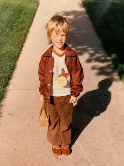 Kindergarten circa 1981!
