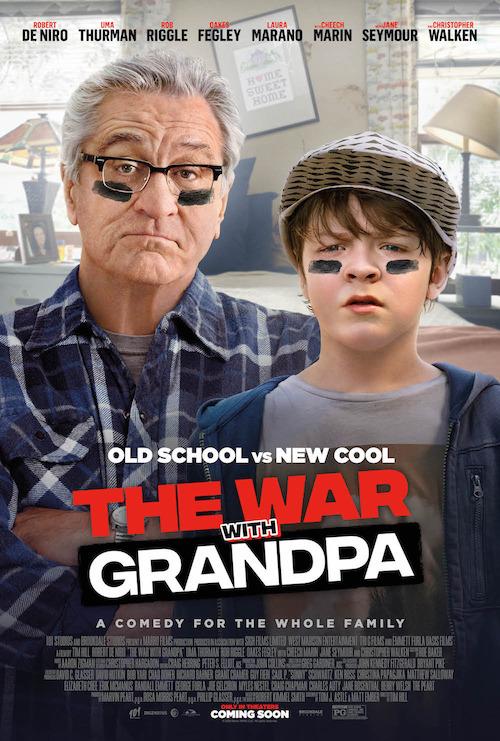 """The War With Grandpa"""