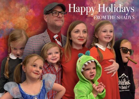 Haunty Holidays!
