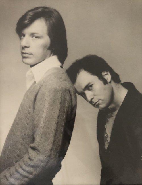Michael McKean and David Lander.