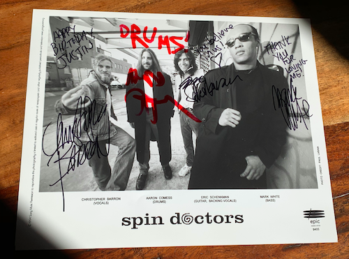 Faked Spin Doctors!