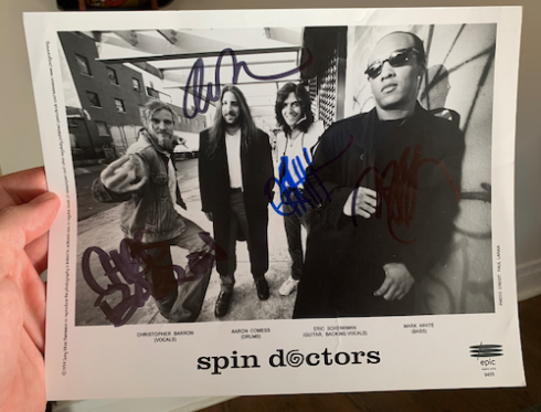 More faked Spin Doctors!